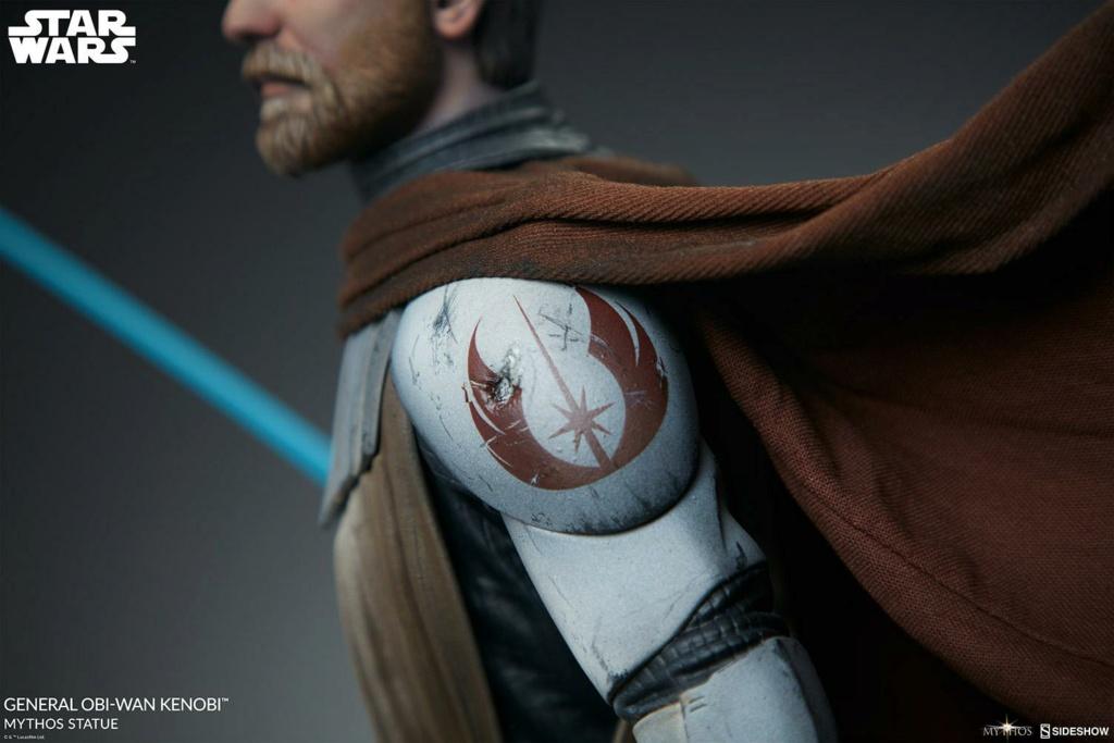 General Obi-Wan Kenobi Mythos Statue - Sideshow 1916