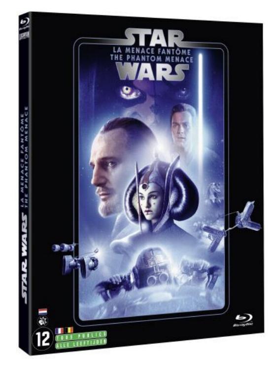 Coffret complet de la saga Star Wars en Blu-ray/4K UHD 1_br11