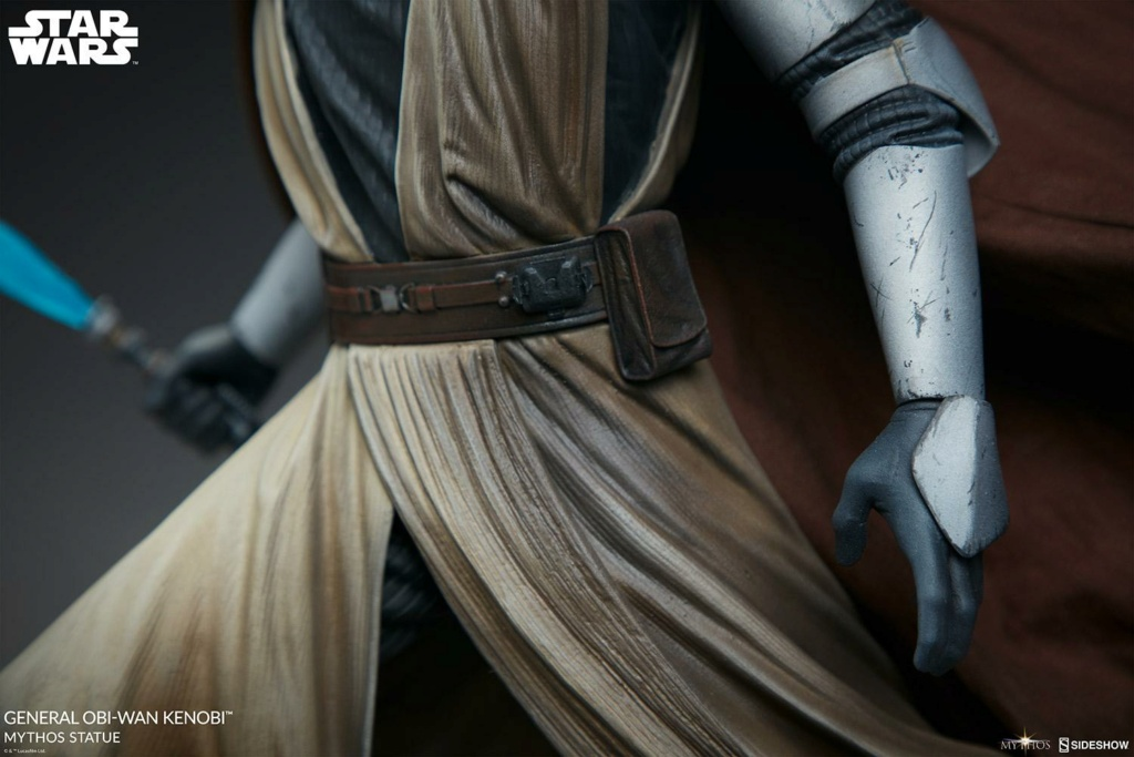 General Obi-Wan Kenobi Mythos Statue - Sideshow 2015