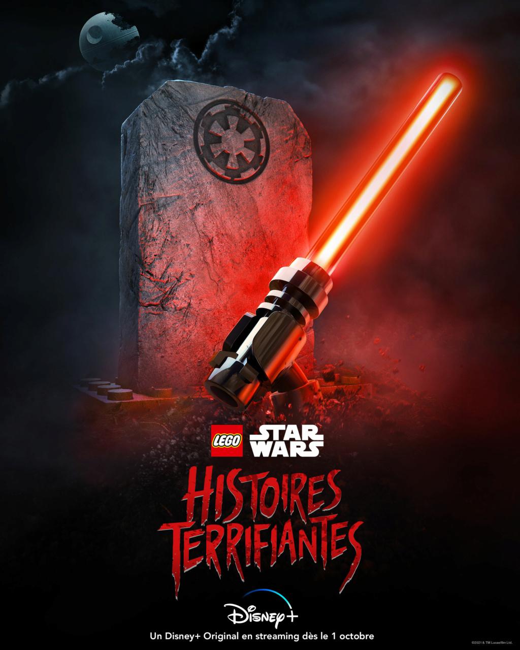 LEGO Star Wars : Histoires Terrifiantes - Terrifying Tales 20210810