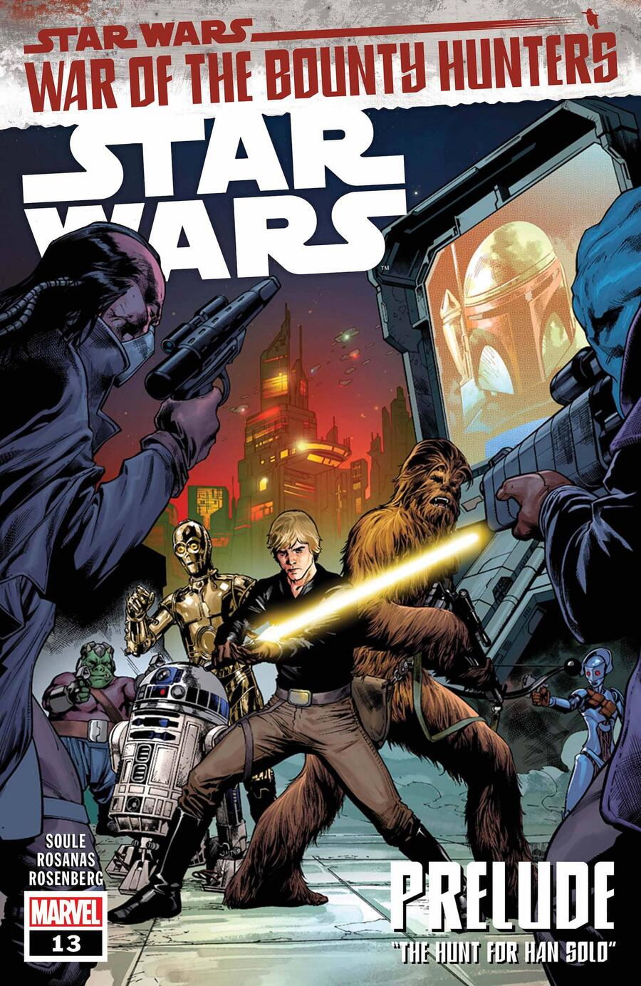 Star Wars War of the Bounty Hunters - Marvel  2021_s10