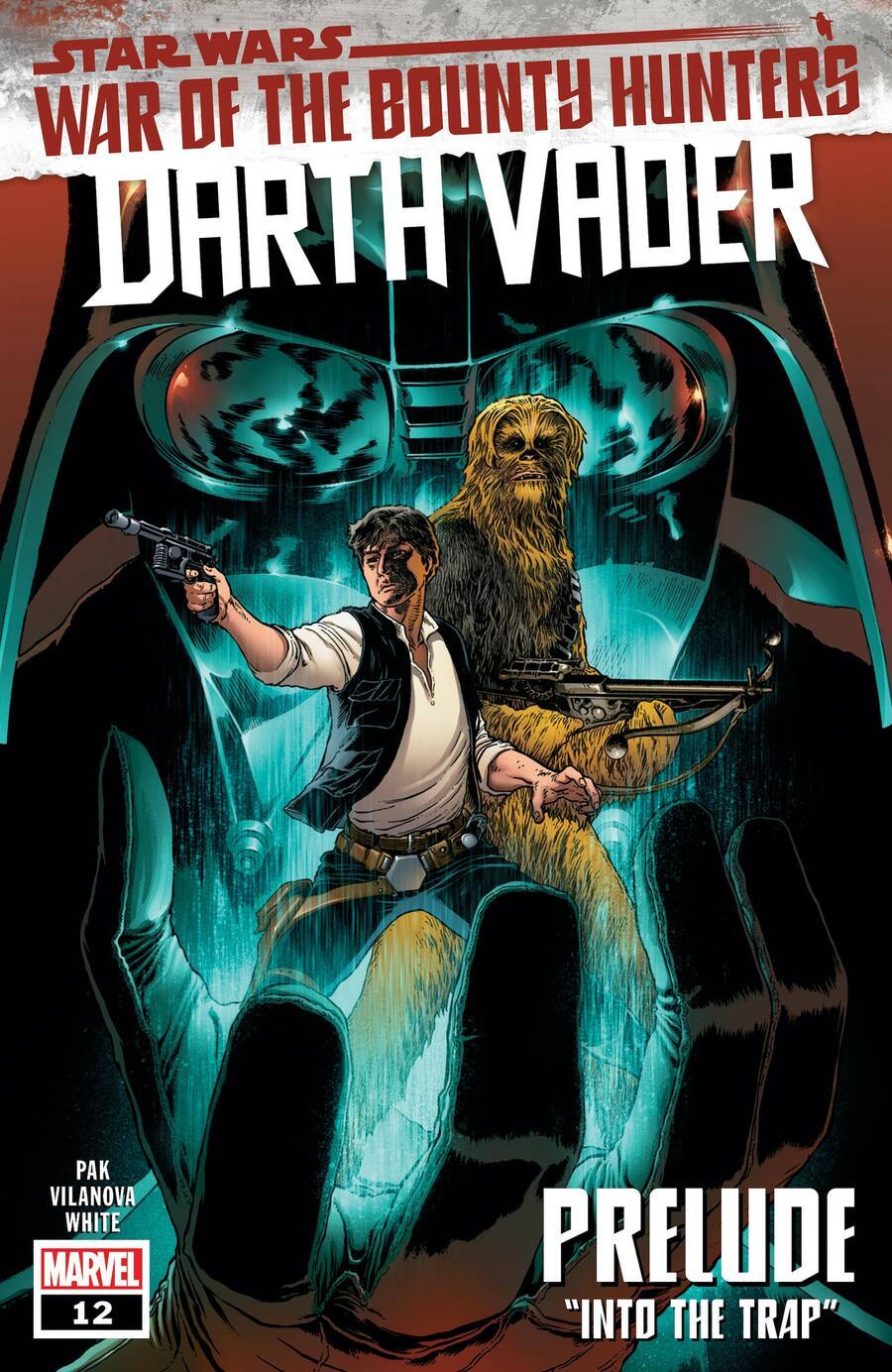 Star Wars Darth Vader 2020 - Marvel 2021_s12