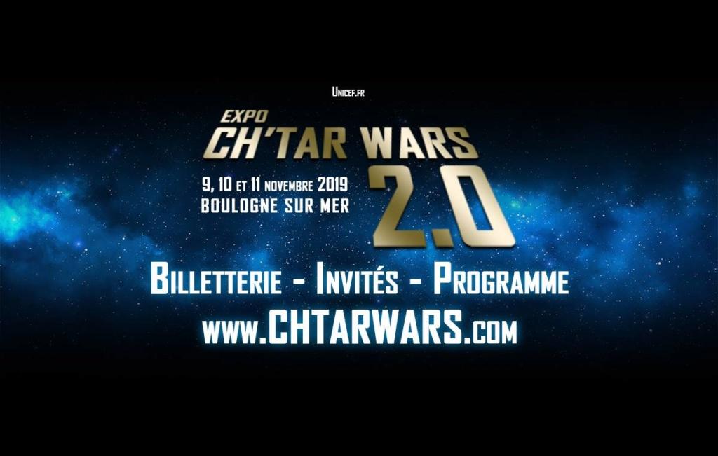 Expo CH'TAR WARS 2.0 Du 09 au 11 Novembre 2019 210