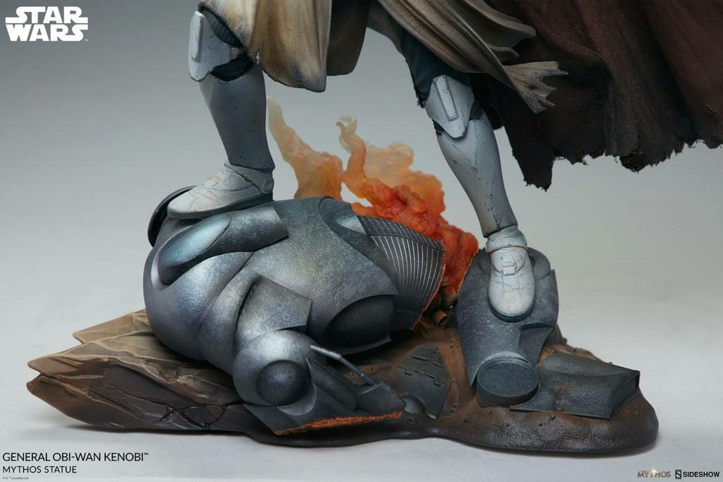 General Obi-Wan Kenobi Mythos Statue - Sideshow 2213