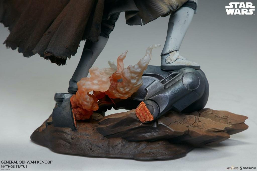 General Obi-Wan Kenobi Mythos Statue - Sideshow 2312