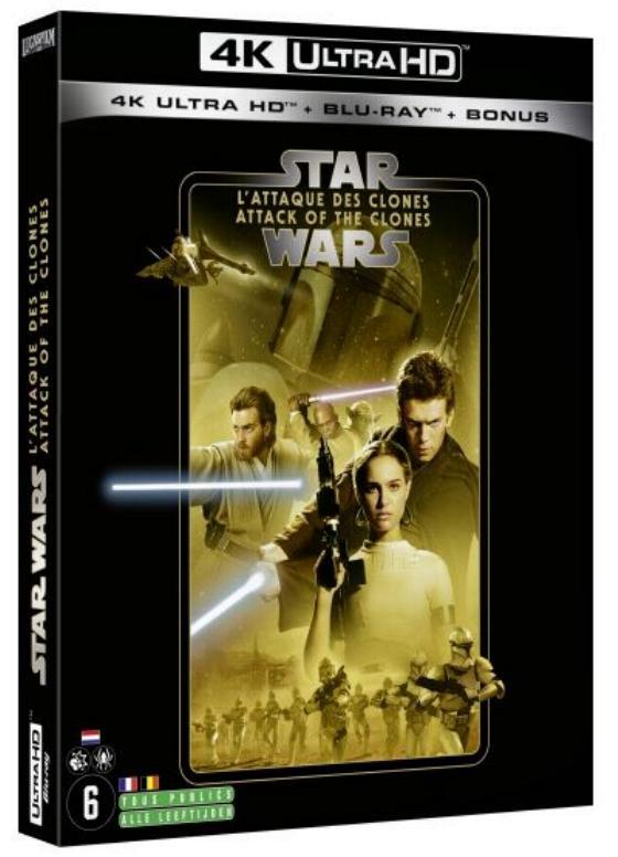 Coffret complet de la saga Star Wars en Blu-ray/4K UHD 2_4k10