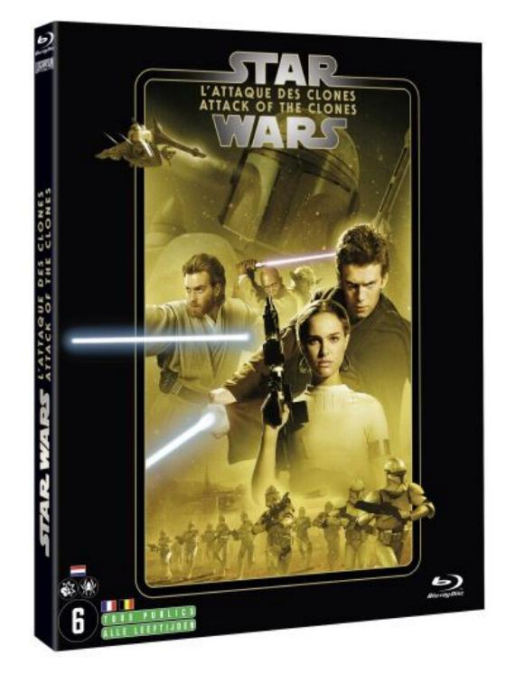 Coffret complet de la saga Star Wars en Blu-ray/4K UHD 2_br10