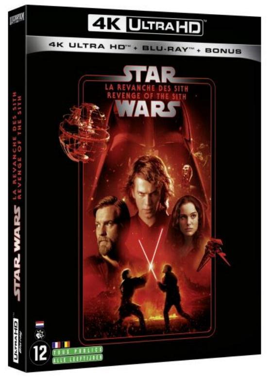 Coffret complet de la saga Star Wars en Blu-ray/4K UHD 3_4k10