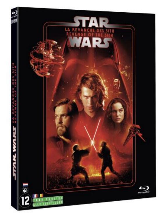 Coffret complet de la saga Star Wars en Blu-ray/4K UHD 3_br10