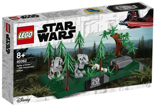 LEGO Star Wars - 40362 - Battle of Endor 20th Anniv. Edition 40362_10
