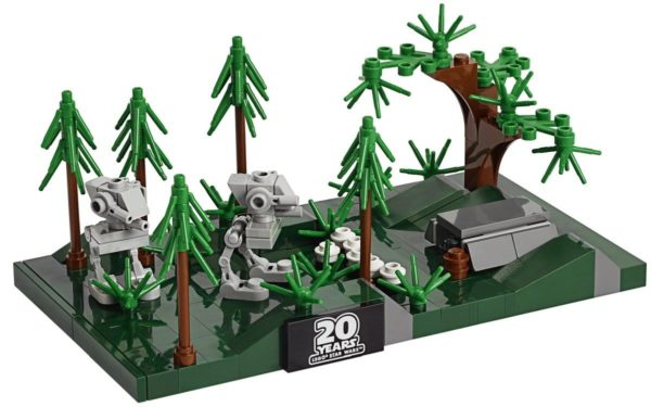 LEGO Star Wars - 40362 - Battle of Endor 20th Anniv. Edition 40362_11