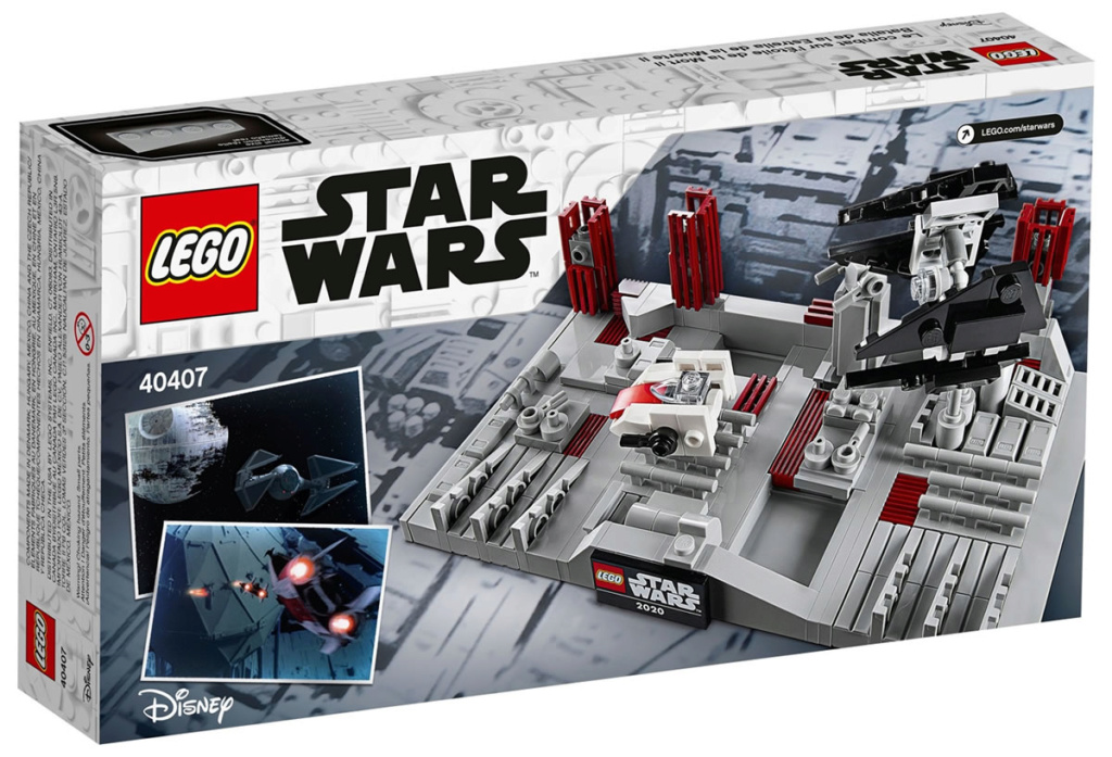 LEGO Star Wars - 40407 - Death Star II Battle 40407_10