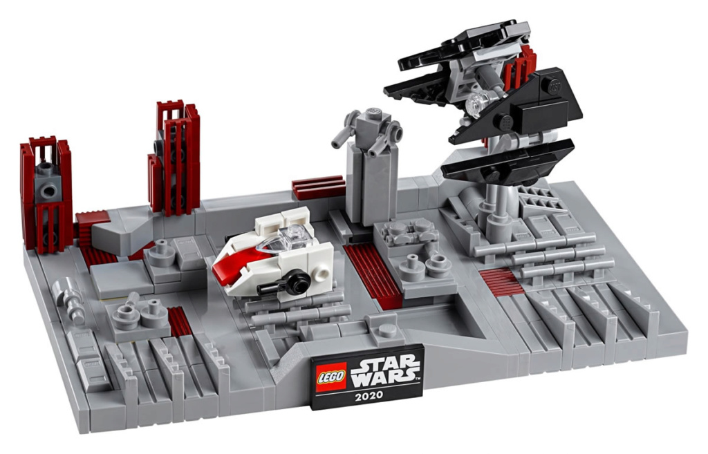 LEGO Star Wars - 40407 - Death Star II Battle 40407_11