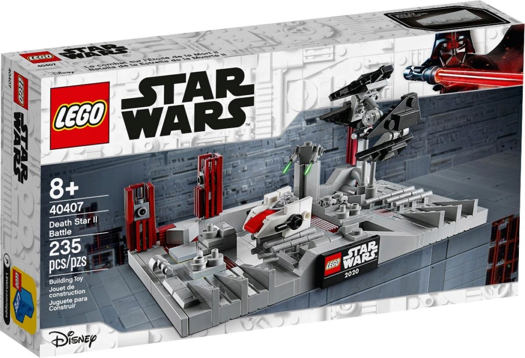 LEGO Star Wars - 40407 - Death Star II Battle 40407_12