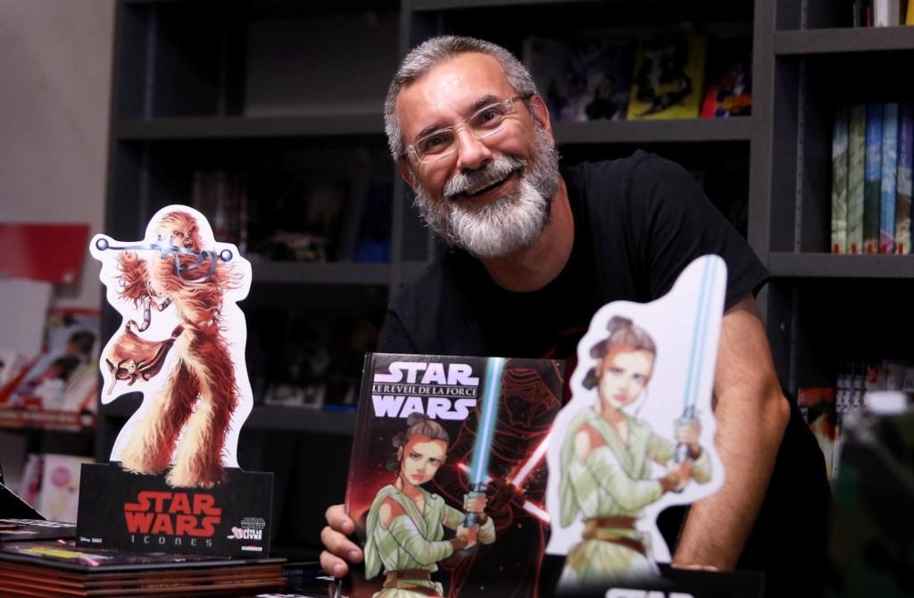 Générations Star Wars et SF 22 - 2 et 3 mai 2020 40892810