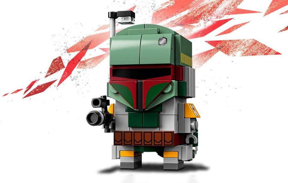 LEGO STAR WARS BUILDABLE FIGURINE - 41629 - Boba Fett 41629_10