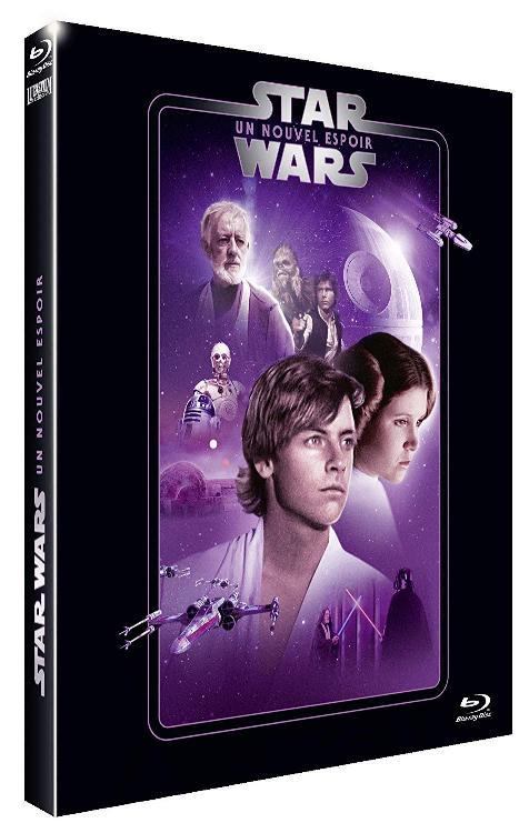 Coffret complet de la saga Star Wars en Blu-ray/4K UHD 4_br10