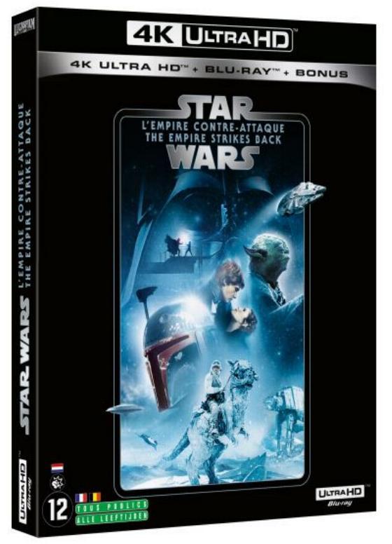 Coffret complet de la saga Star Wars en Blu-ray/4K UHD 5_4k10