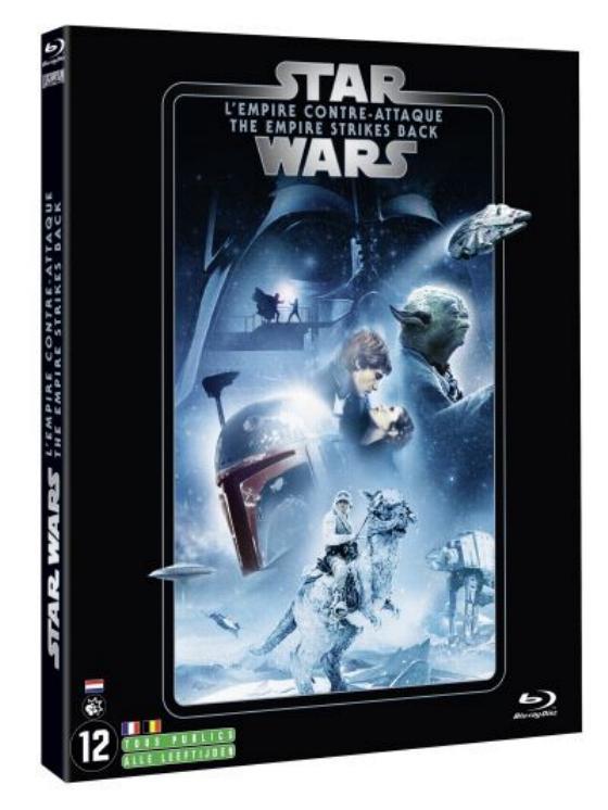 Coffret complet de la saga Star Wars en Blu-ray/4K UHD 5_br10