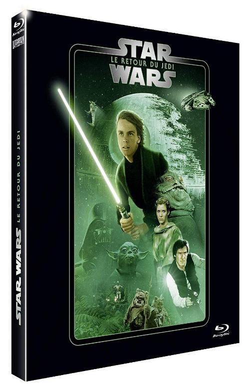 Coffret complet de la saga Star Wars en Blu-ray/4K UHD 6_br10