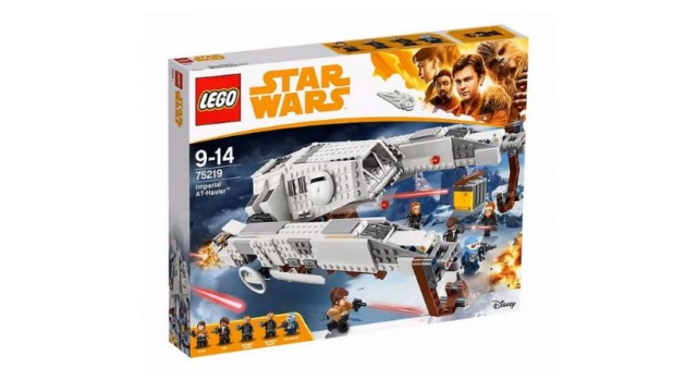 LEGO SOLO: A STAR WARS STORY - 75219 - Imperial AT-Hauler 75219_10