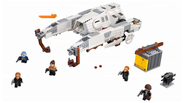 LEGO SOLO: A STAR WARS STORY - 75219 - Imperial AT-Hauler 75219_11