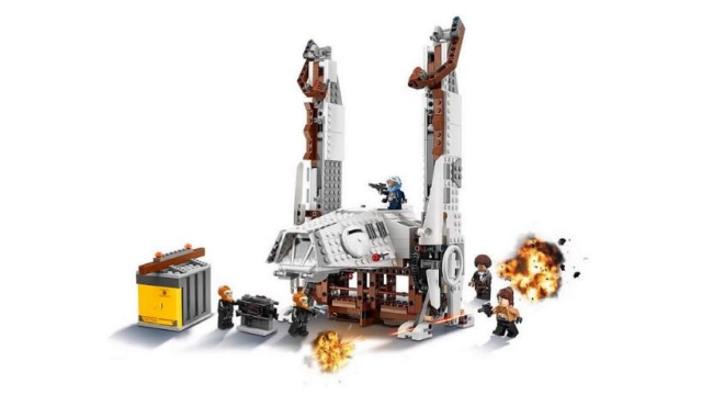 LEGO SOLO: A STAR WARS STORY - 75219 - Imperial AT-Hauler 75219_12