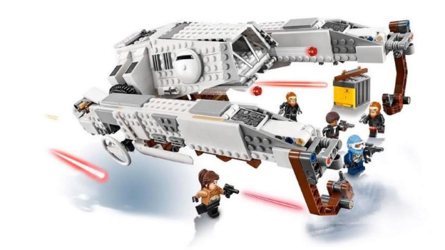 LEGO SOLO: A STAR WARS STORY - 75219 - Imperial AT-Hauler 75219_13