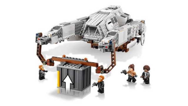 LEGO SOLO: A STAR WARS STORY - 75219 - Imperial AT-Hauler 75219_14