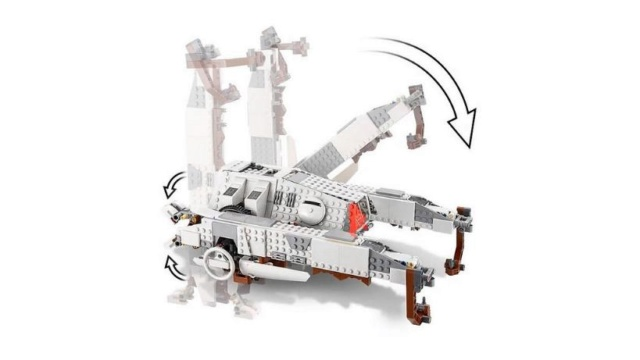 LEGO SOLO: A STAR WARS STORY - 75219 - Imperial AT-Hauler 75219_15