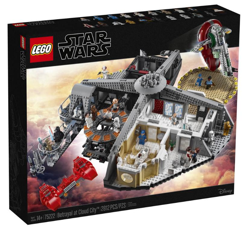LEGO STAR WARS - 75222 - Betrayal at Cloud City  75222_10