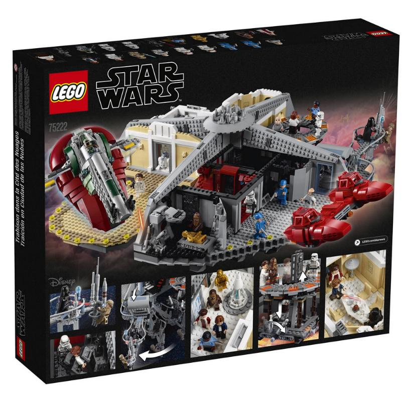 LEGO STAR WARS - 75222 - Betrayal at Cloud City  75222_11