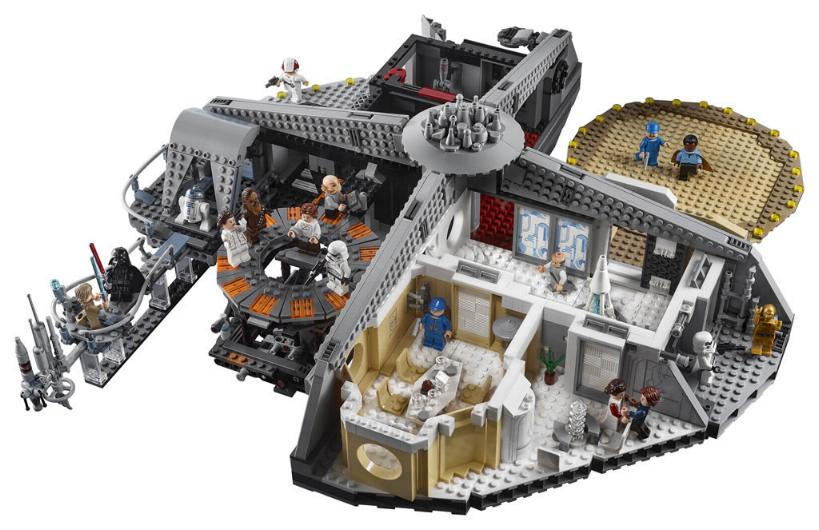 LEGO STAR WARS - 75222 - Betrayal at Cloud City  75222_13