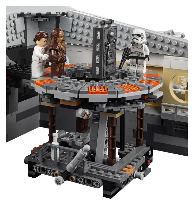 LEGO STAR WARS - 75222 - Betrayal at Cloud City  75222_15