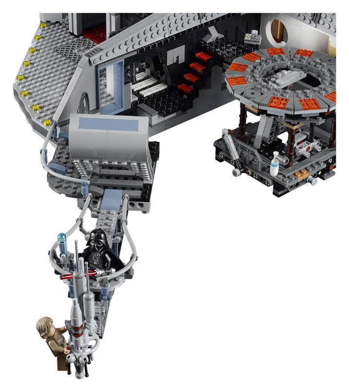 LEGO STAR WARS - 75222 - Betrayal at Cloud City  75222_16