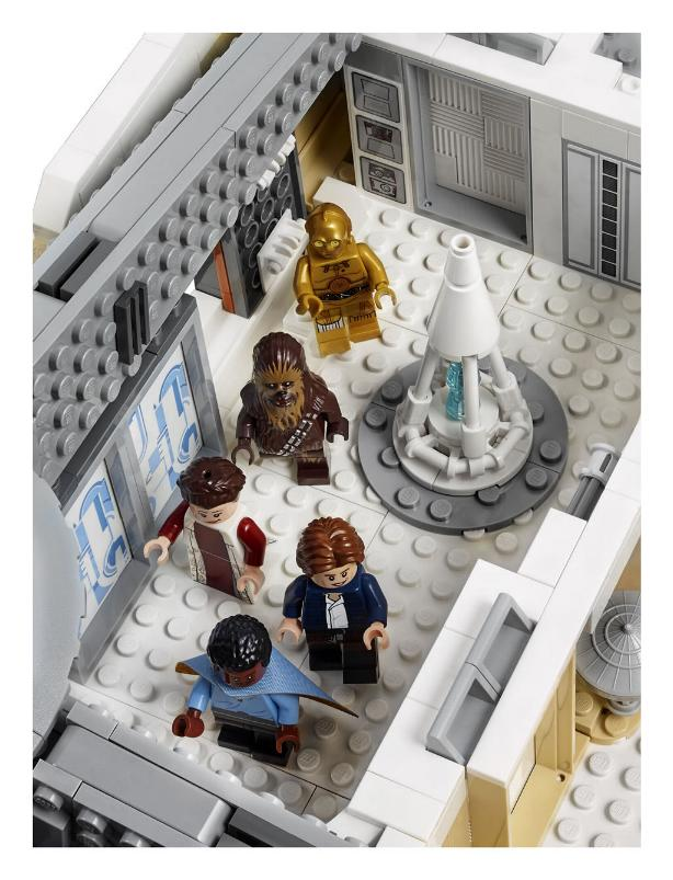 LEGO STAR WARS - 75222 - Betrayal at Cloud City  75222_17