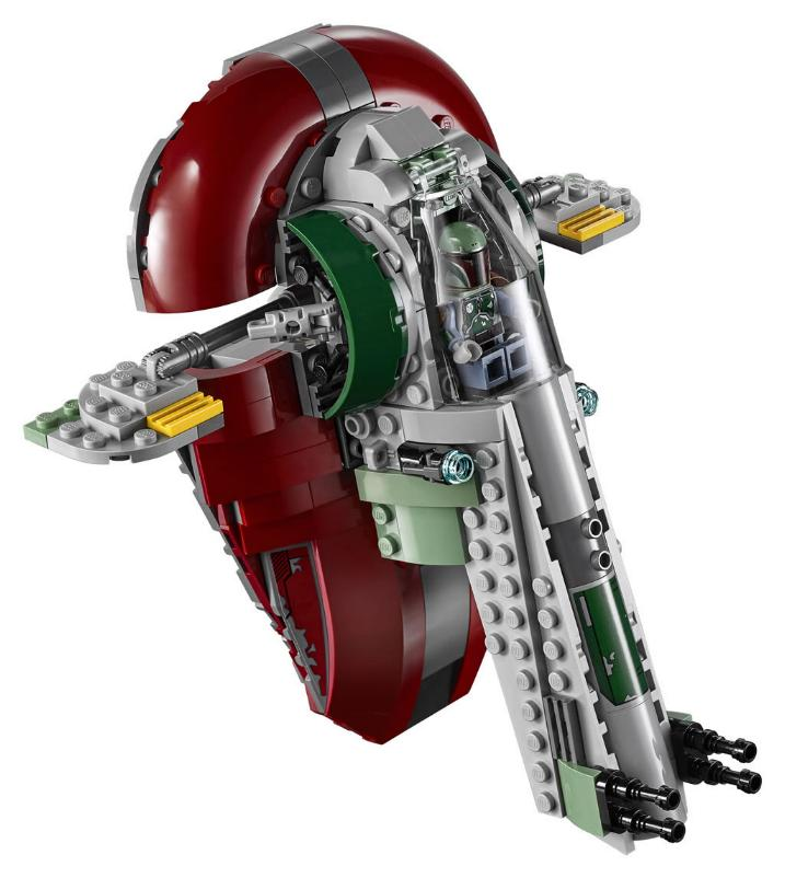 LEGO STAR WARS - 75222 - Betrayal at Cloud City  75222_19