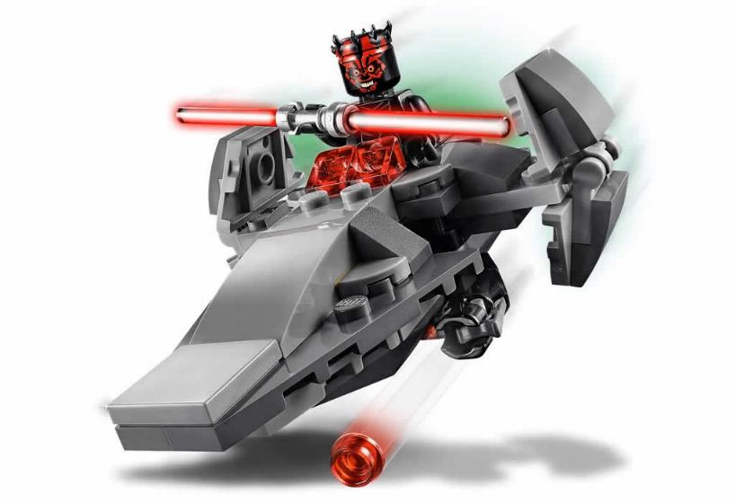 Lego Star Wars MICROFIGHTERS - 75224 - Sith Infiltrator 75224_13