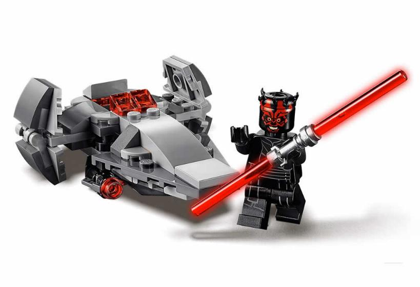 Lego Star Wars MICROFIGHTERS - 75224 - Sith Infiltrator 75224_14