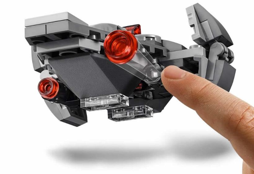 Lego Star Wars MICROFIGHTERS - 75224 - Sith Infiltrator 75224_15