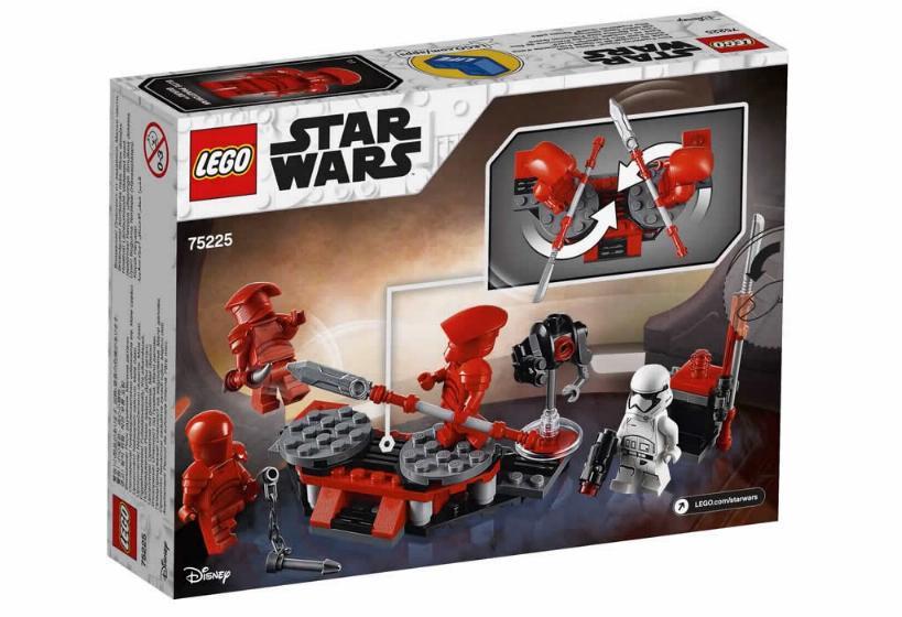 Lego Star Wars - 75225 Elite Praetorian Guard Battle Pack 75225_15