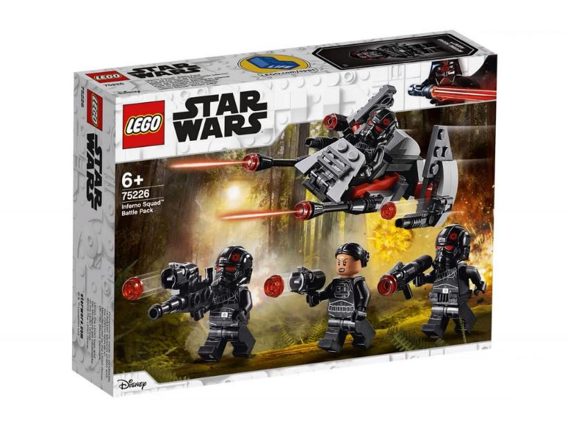 Lego Star Wars - 75226 - Inferno Squad Battle Pack 75226_10