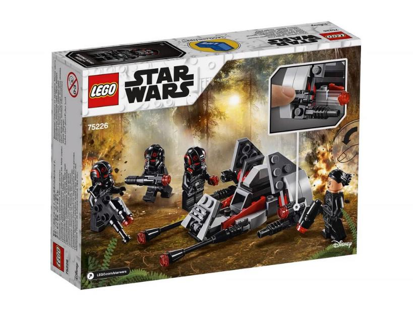 Lego Star Wars - 75226 - Inferno Squad Battle Pack 75226_11