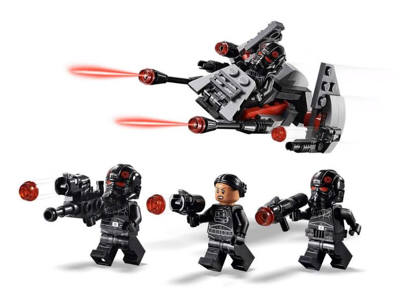 Lego Star Wars - 75226 - Inferno Squad Battle Pack 75226_13