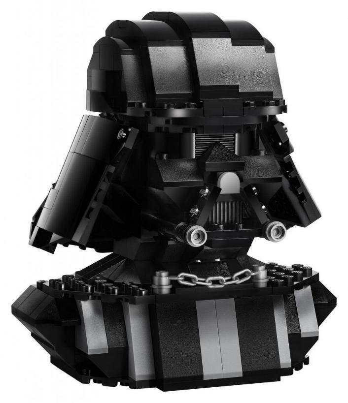 LEGO Star Wars - 75227 - Darth Vader Bust 75227_12