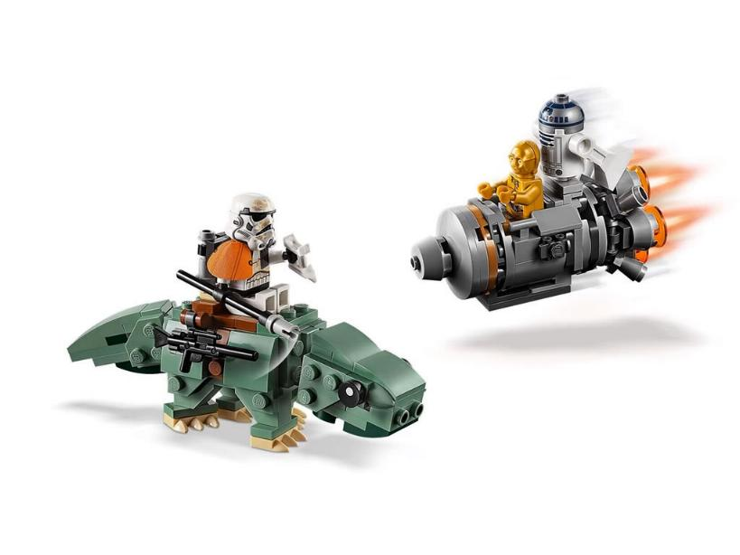 Lego Star Wars Microfighters 75228 - Escape Pod vs. Dewback 75228_13