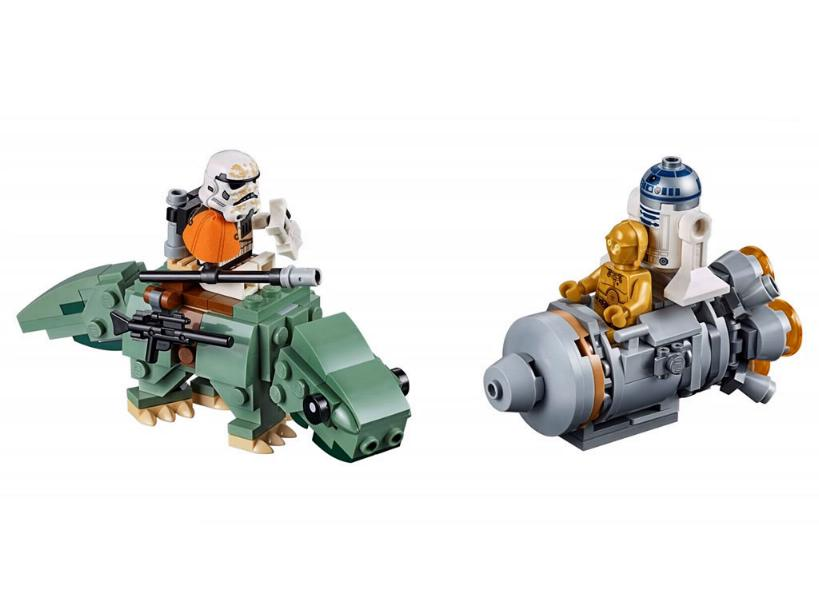 Lego Star Wars Microfighters 75228 - Escape Pod vs. Dewback 75228_14