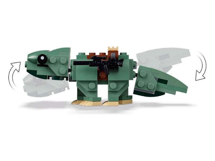 Lego Star Wars Microfighters 75228 - Escape Pod vs. Dewback 75228_15