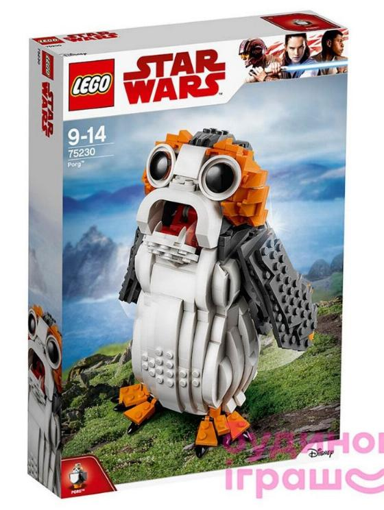 LEGO STAR WARS - 75230 - Porg 75230_10