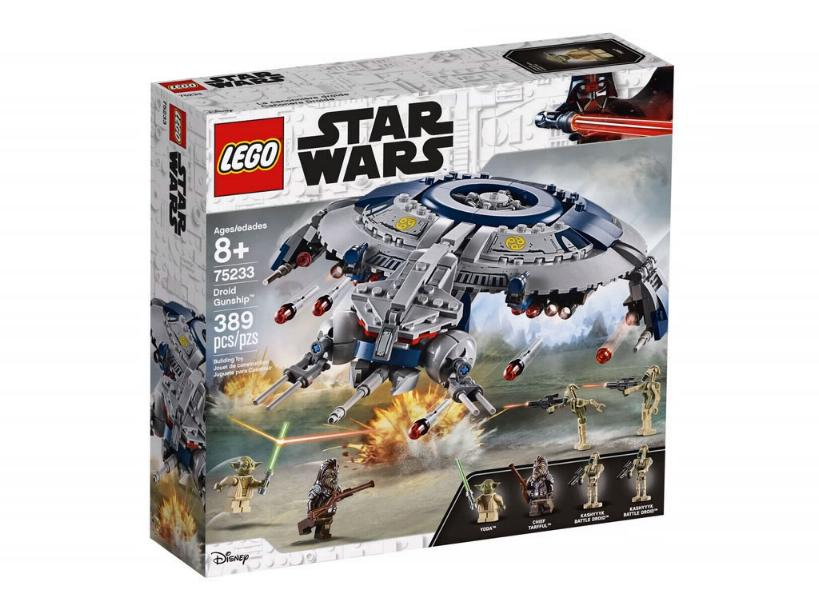 Lego Star Wars - 75233 - Droid Gunship 75233_10